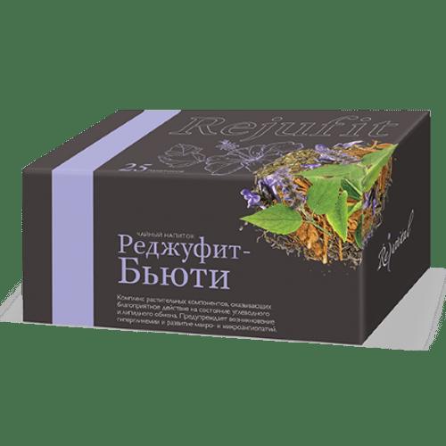 Чай для нервов Реджуфит-Бьюти