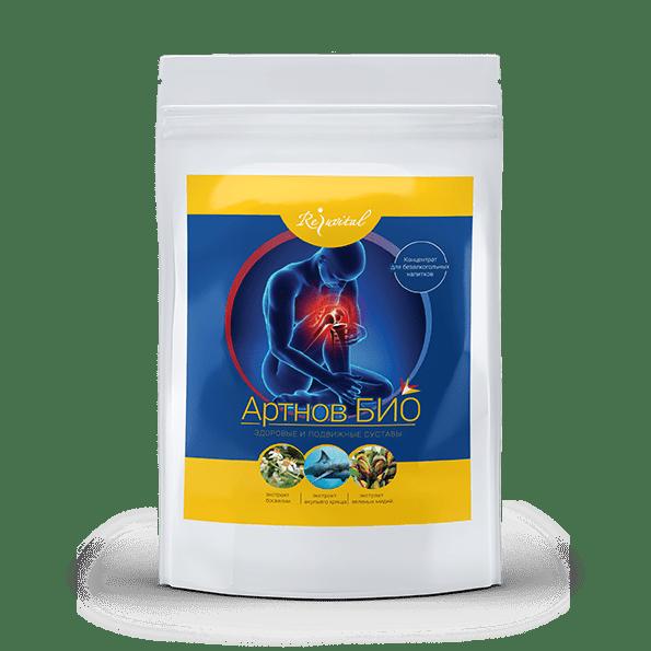 Аналог Анавита Артнов БИО сухой молочный напиток — целебный коктейль для здоровья суставов