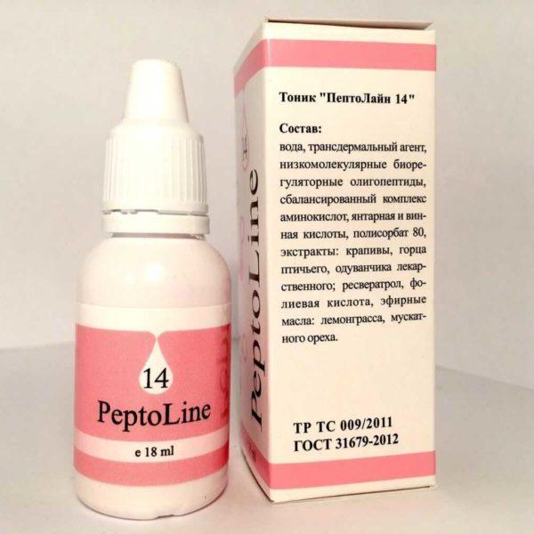Олигопептид № 12 ННПЦТО для крови фото