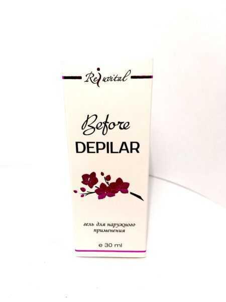 фотот анестезия крем Депилар Depilar купить с доставкой