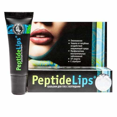 Купить PeptideLips средство для губ