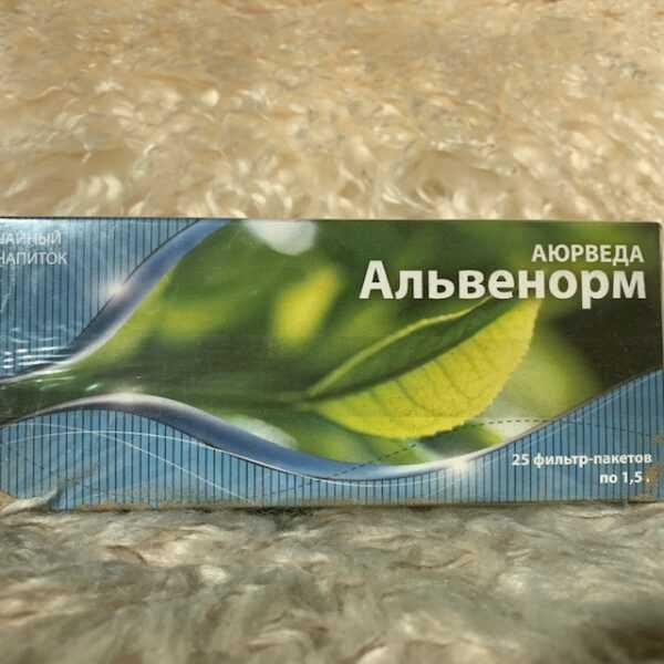 Купить Чай Альвенорм НПЦРИЗ