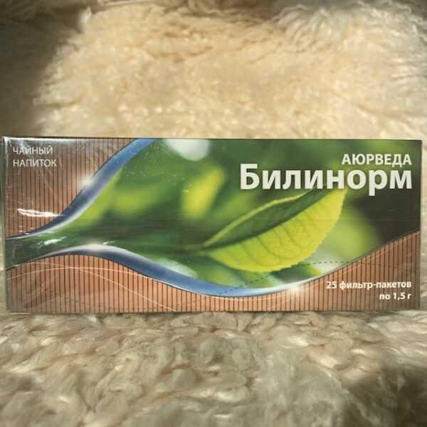 Купить травяной сбор Билинорм в виде чая