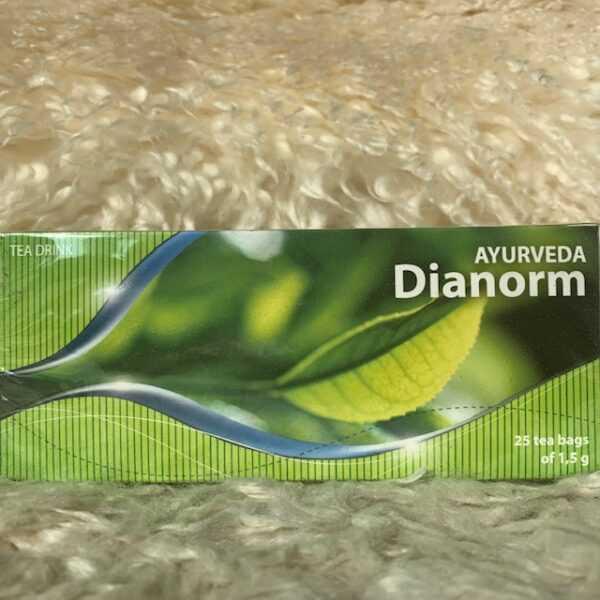 Купить Dianorm чай Аюрведа