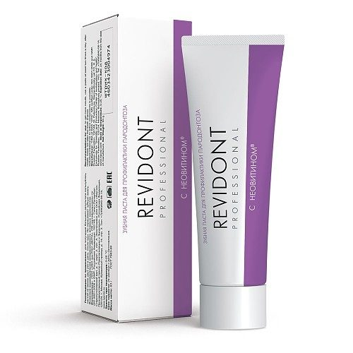 Купить Ревидонт зубная паста для лечения пародонтоза