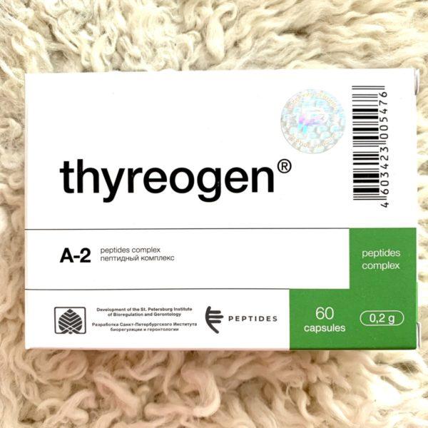Тиреоген Thyreogen A-2 пептиды Хавинсона